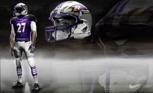 Ravens Mock 2012 Jersey