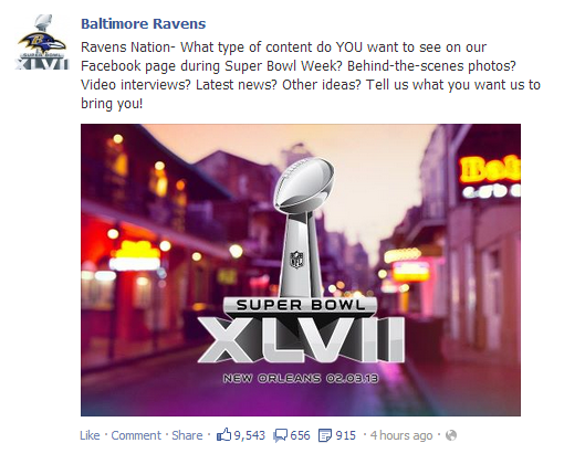 Ravens Super Bowl XLVII